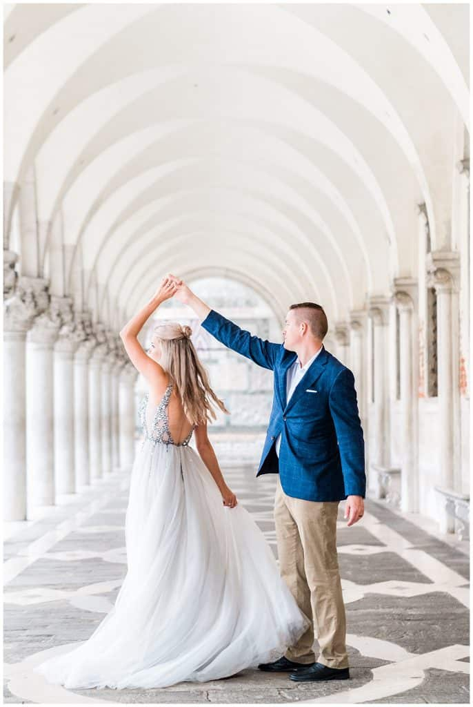 City Elopement - Venice Italy Elopement - Italy Wedding Photographer