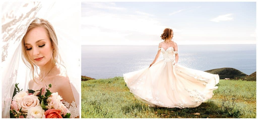 Malibu Wedding - California Elopement Photographer