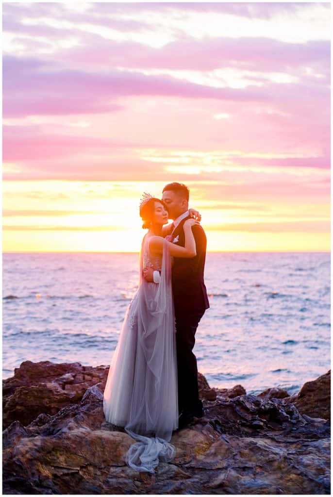 California Photographer - Palos Verdes Beach Wedding
