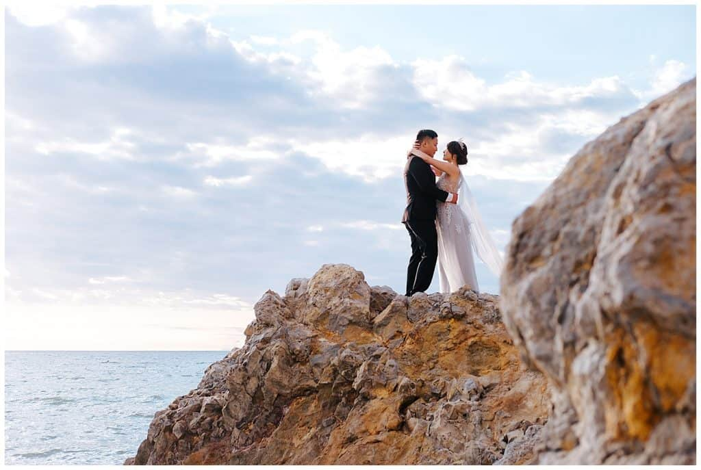 Palos Verdes Elopement - California Elopement Photographer
