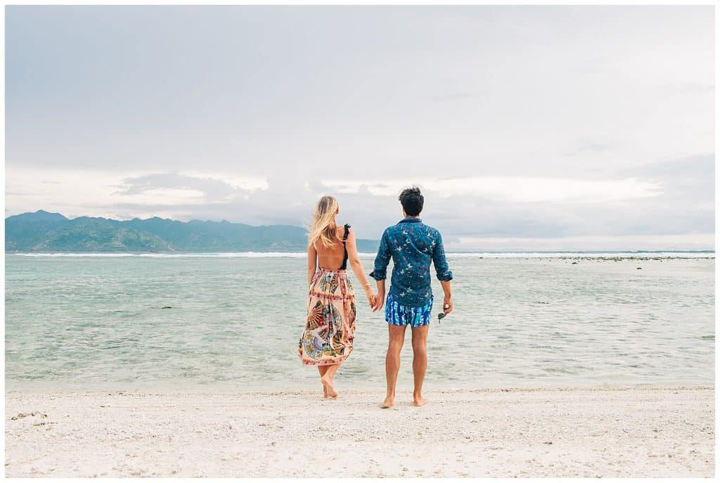 Bali Elopement - Bali Beach Session - Elopement Photographer